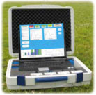 gaitAGE Laptop is easy to use and very portable