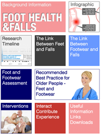 Foot Health and Falls Prevention