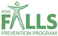 Clinical Excellence Commission Falls Prevention Programm logo