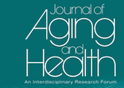 Journal of Aging and Health logo